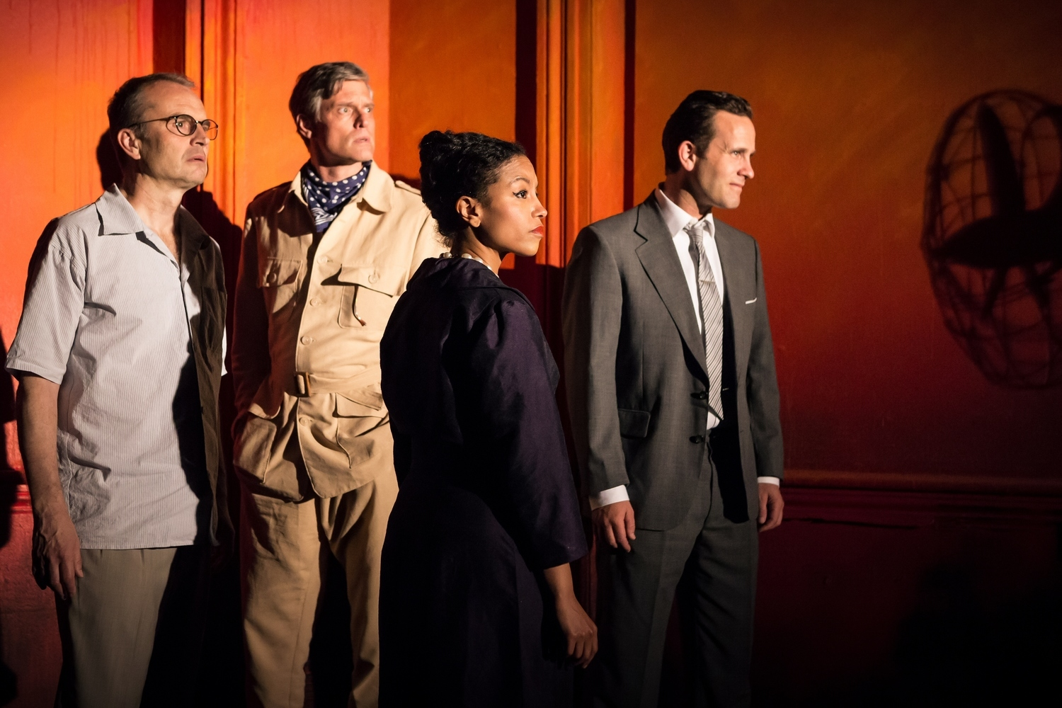 BWW Review: FINISHING THE PICTURE, Finborough Theatre