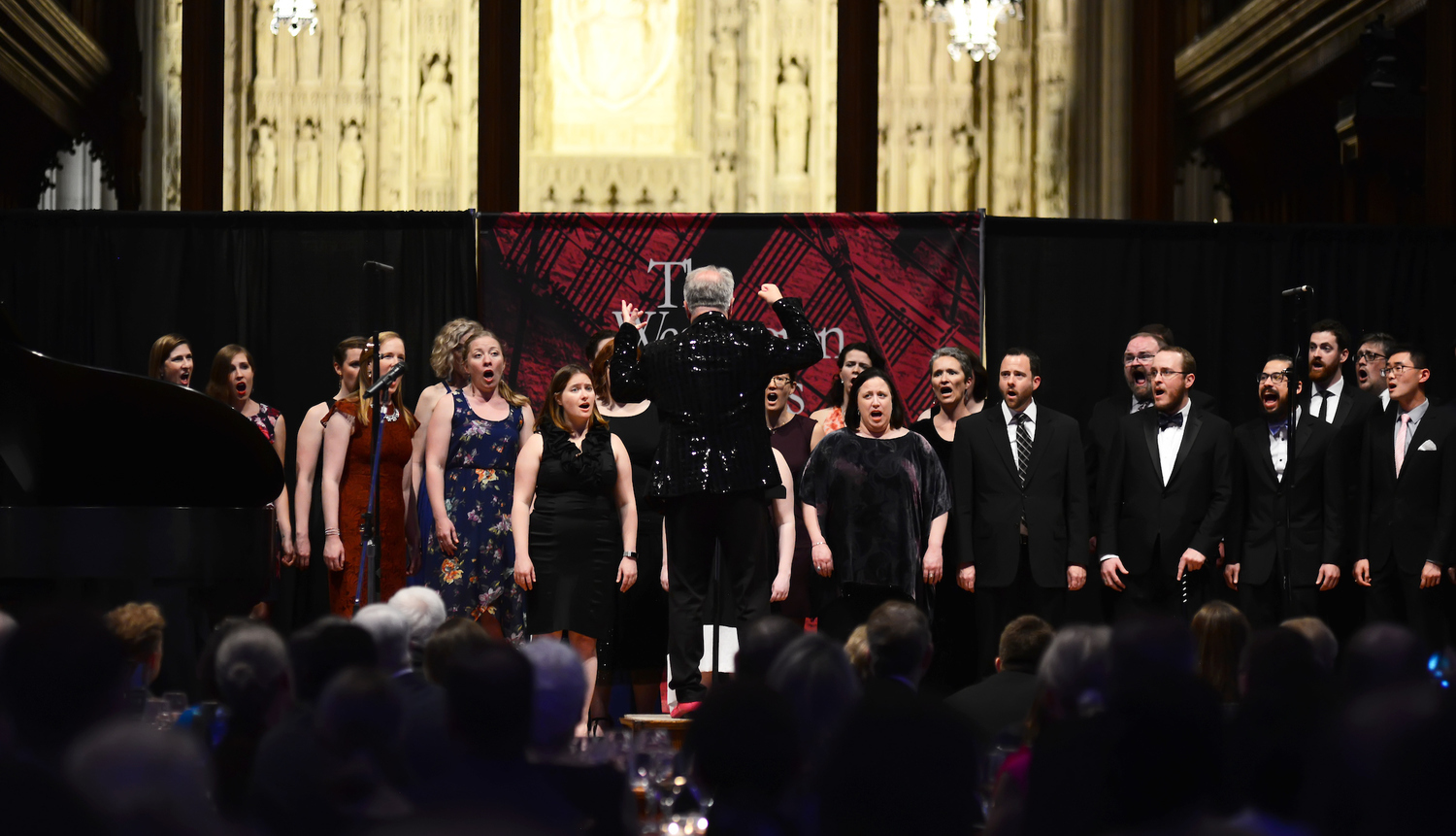 BWW Feature: The Washington Chorus Celebrates Choral Excellence with a WEST SIDE STORY BALL