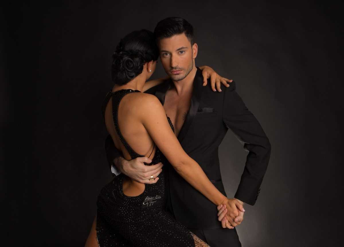 BWW Review: GIOVANNI PERNICE: DANCE IS LIFE, Shaw Theatre