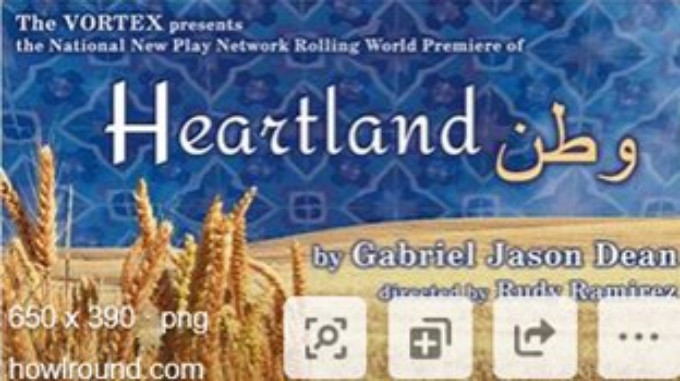 BWW Review: HEARTLAND at The Vortex Theatre