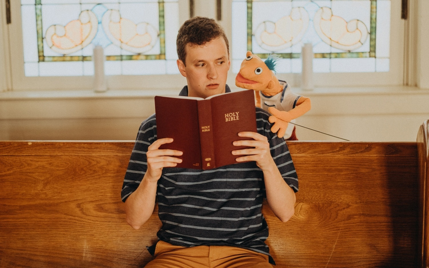 BWW Review: HAND TO GOD at WaterTower Theatre