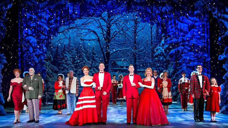 BWW Review: Dreaming of a White Christmas in Atlanta? Look No Further than Irving Berlin's WHITE CHRISTMAS at The Fox Theatre