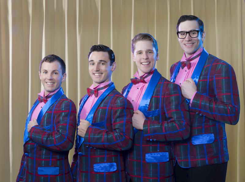 BWW Review: FOREVER PLAID IS HEAVENLY  at Straz Center's Jaeb Theatre