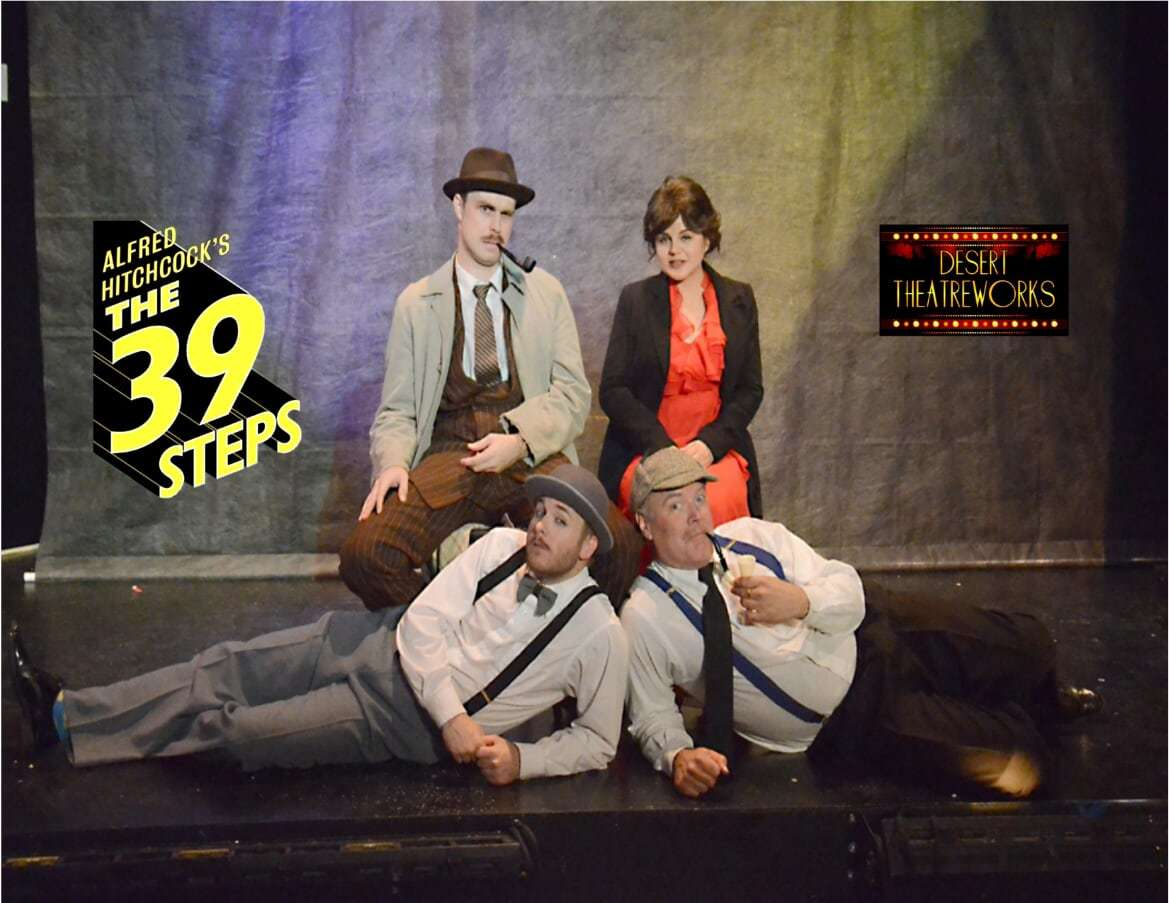 BWW Review: THE 39 STEPS at Desert Theatreworks
