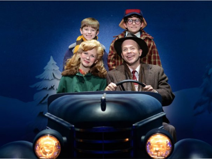 BWW Review: A CHRISTMAS STORY THE MUSICAL at Broadway In Louisville