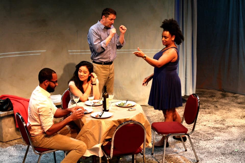 BWW Review: SMART PEOPLE at The Liminal Playhouse