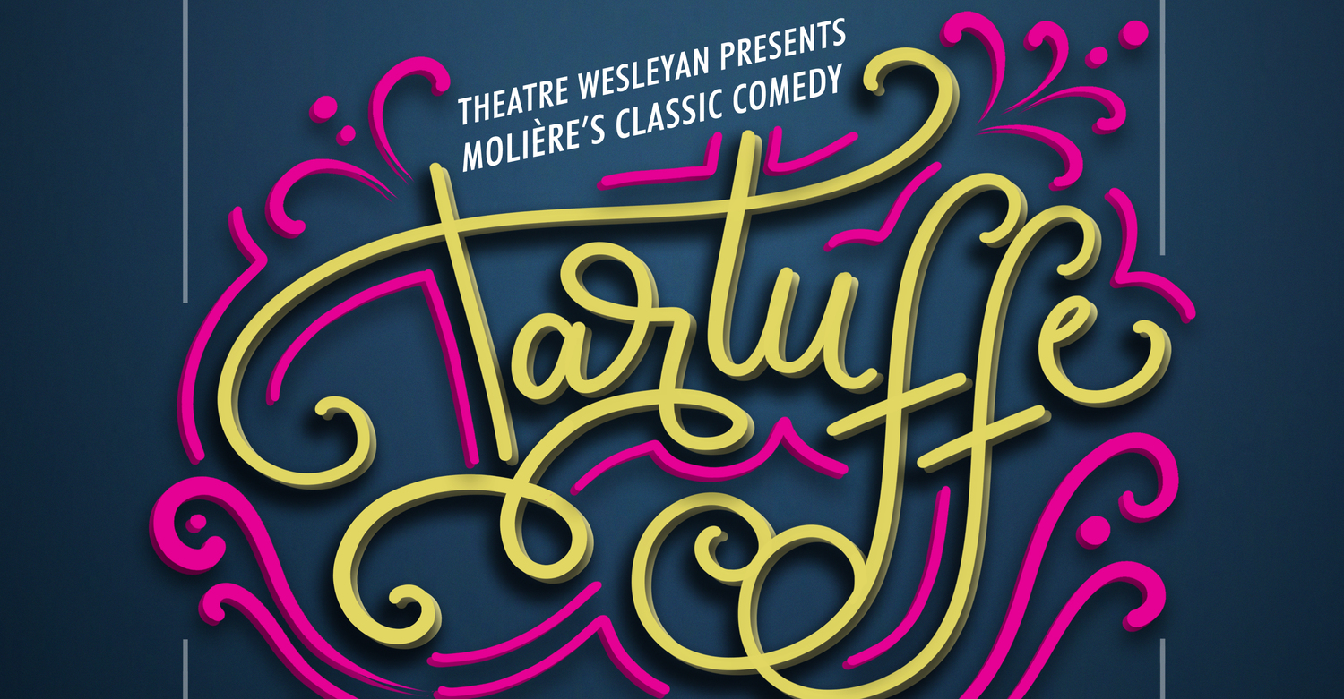 Theatre Wesleyan announces cast and crew for Tartuffe, opening Sept. 20