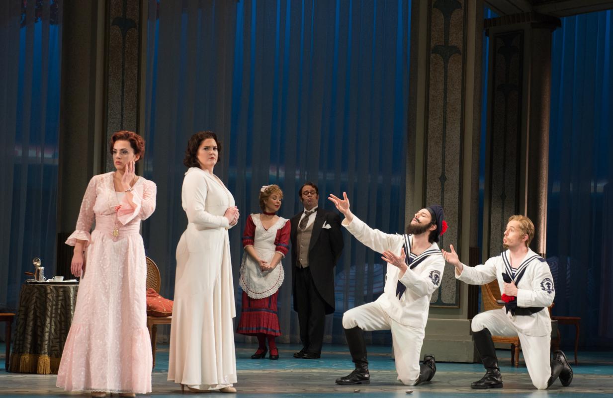 BWW Review: COSI FAN TUTTE at KC Lyric Opera