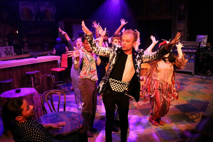 BWW Review: THE VIEW UPSTAIRS at Circle Theatre