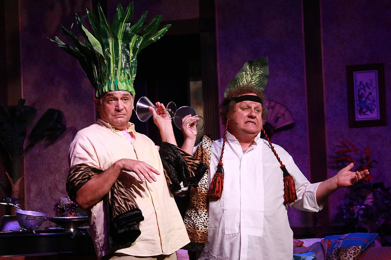 BWW Review: THE BIG BANG at Actors' Playhouse