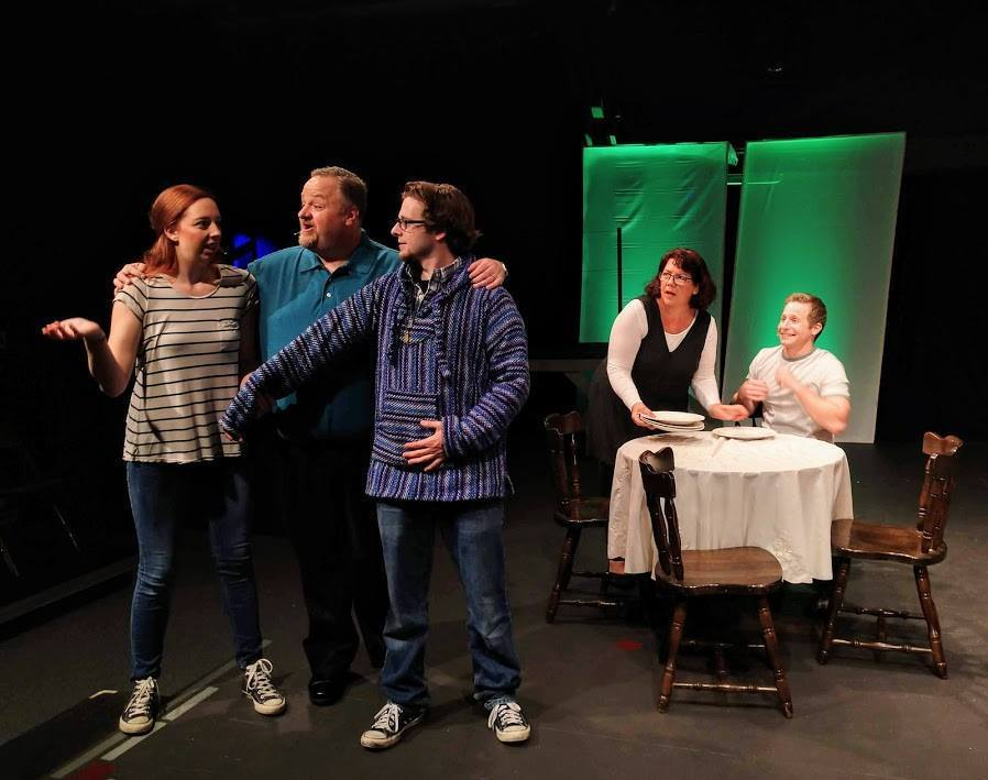 BWW Review: NEXT TO NORMAL  at Troy Civic Theatre
