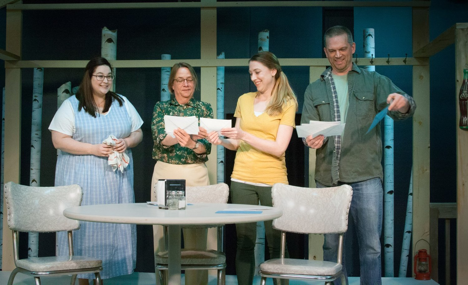 BWW Review: THE SPITFIRE GRILL at DreamWrights Center For Community Arts