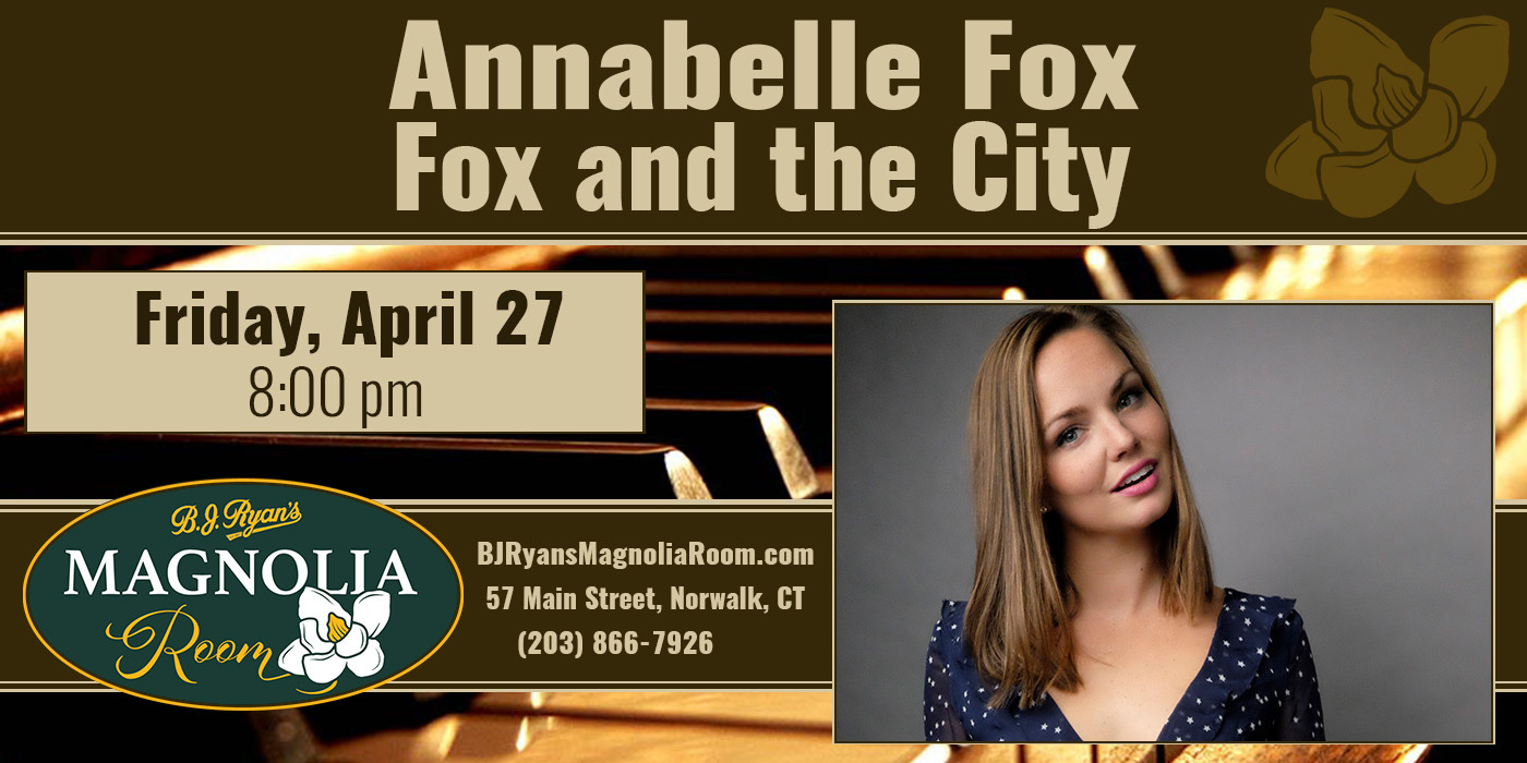 Annabelle Fox Comes Home for FOX & THE CITY
