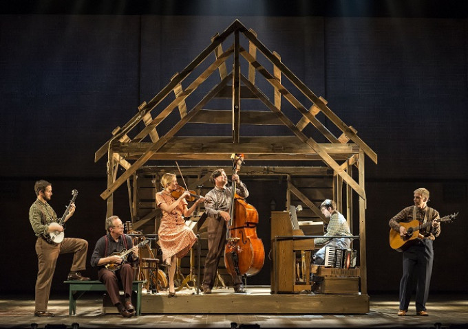 BWW Review: BRIGHT STAR at Winspear Opera House
