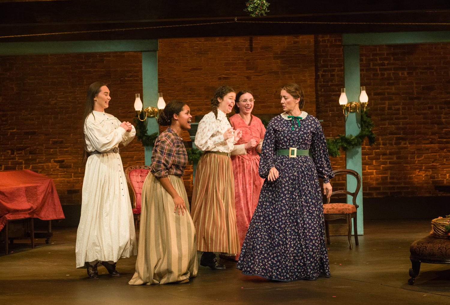 BWW Review: World Premiere Adaptation of LITTLE WOMEN at Jungle Theater