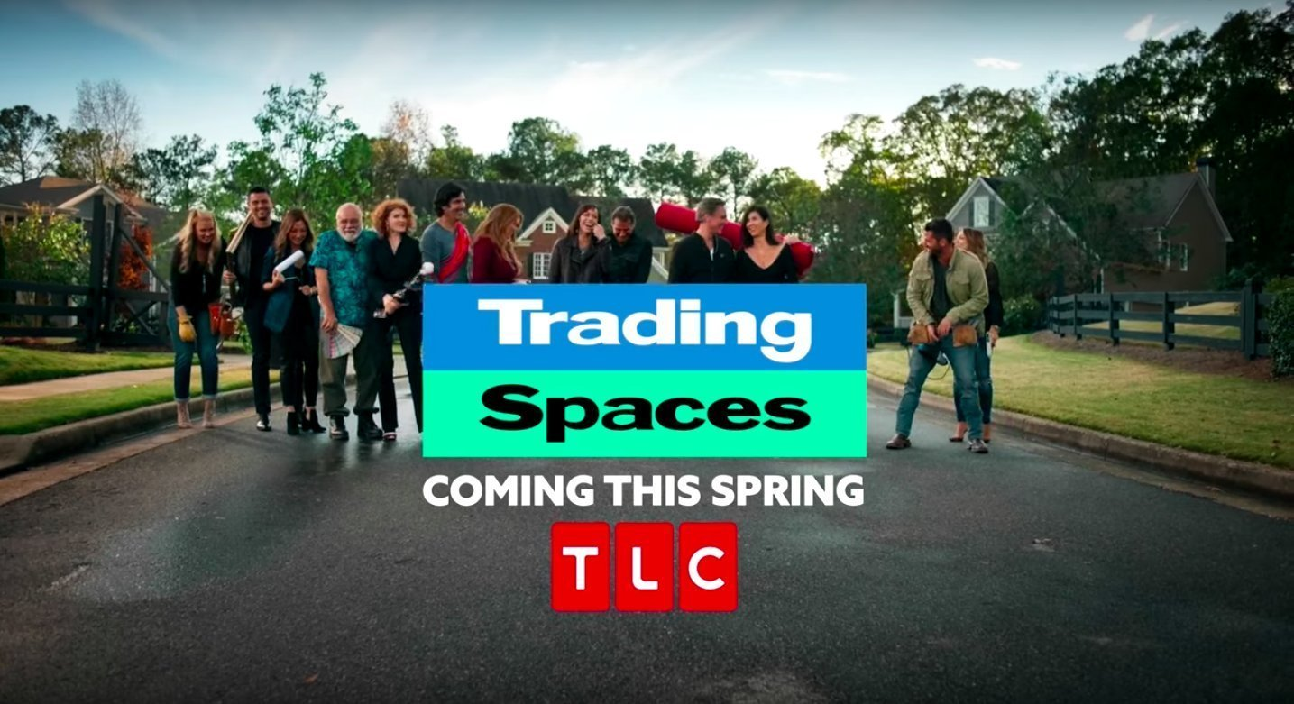 Hildi Trading Spaces Video Watch A Sneak Peek Of Trading Spaces Returning To