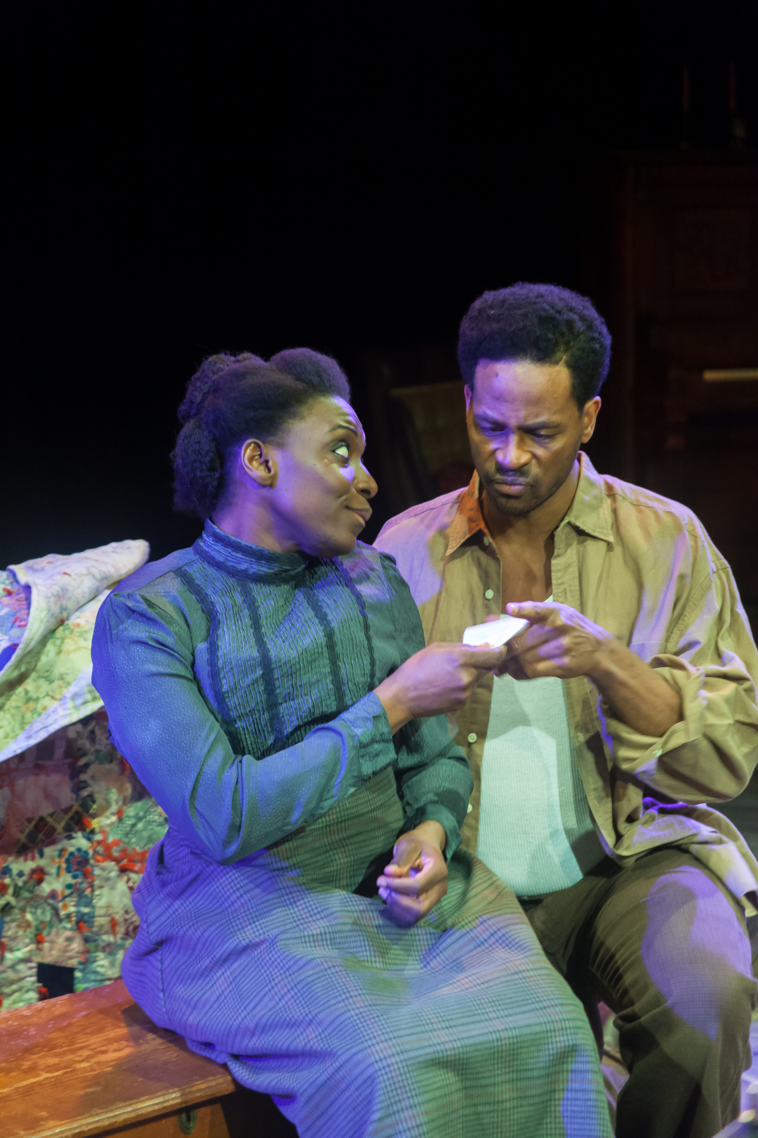 BWW Review: INTIMATE APPAREL at Playhouse On Park