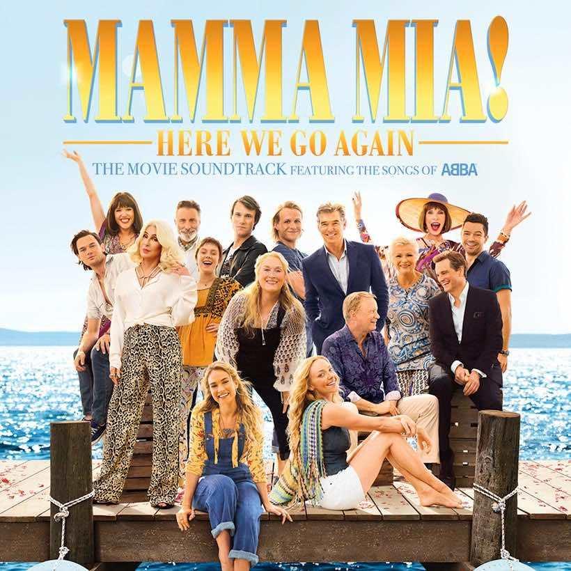 La BSO de MAMMA MIA! UNA Y OTRA VEZ saldrá a la venta en julio