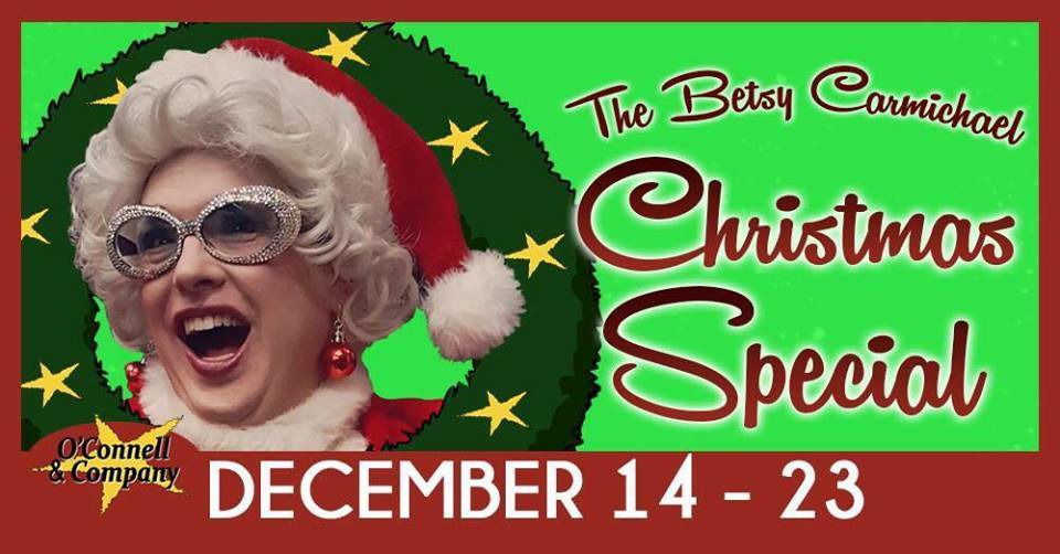 BWW Interview: THE BETSY CARMICHAEL CHRISTMAS SPECIAL