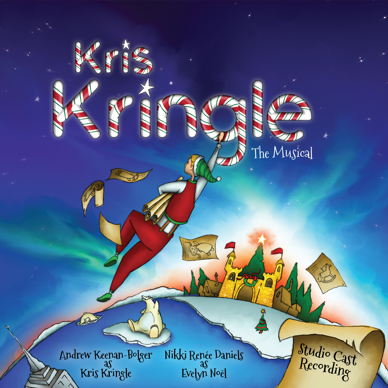 BWW Album Review: KRIS KRINGLE THE MUSICAL Is A Lot of Christmas Cheer
