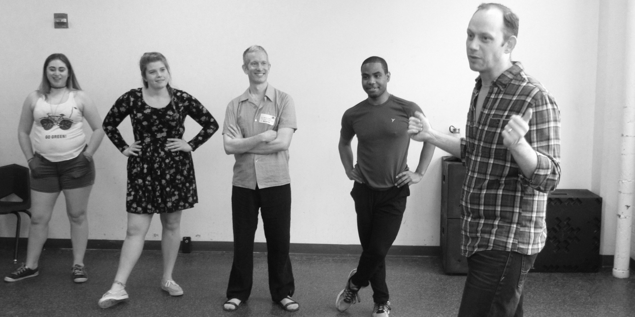 BWW Blog: 'Key to Comedy is Listening' from Atlantic Acting School Alum, Faculty Member Andy Schneeflock