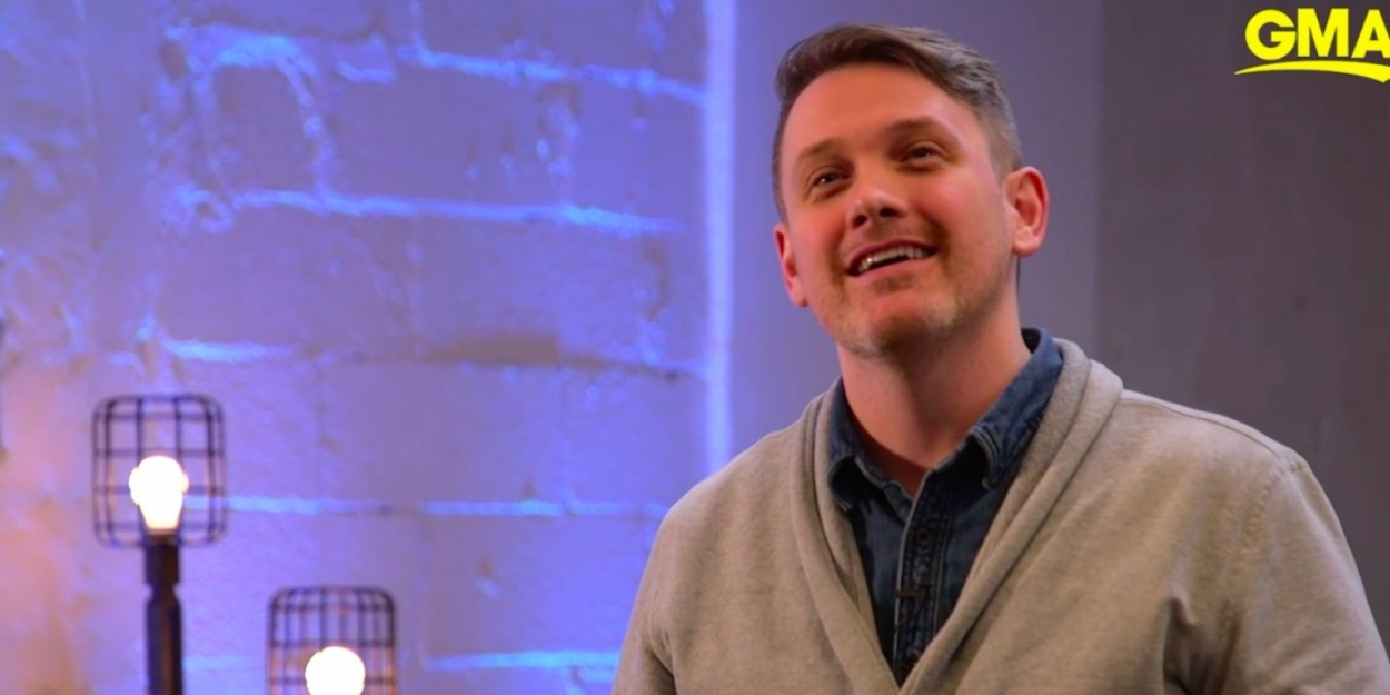 Michael Arden Performs 'Out There' From THE HUNCHBACK OF NOTRE DAME