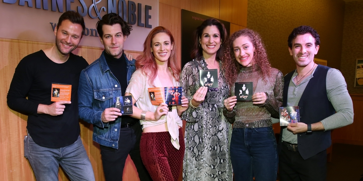Photo Coverage Inside The Cher Show S Cast Album Signing