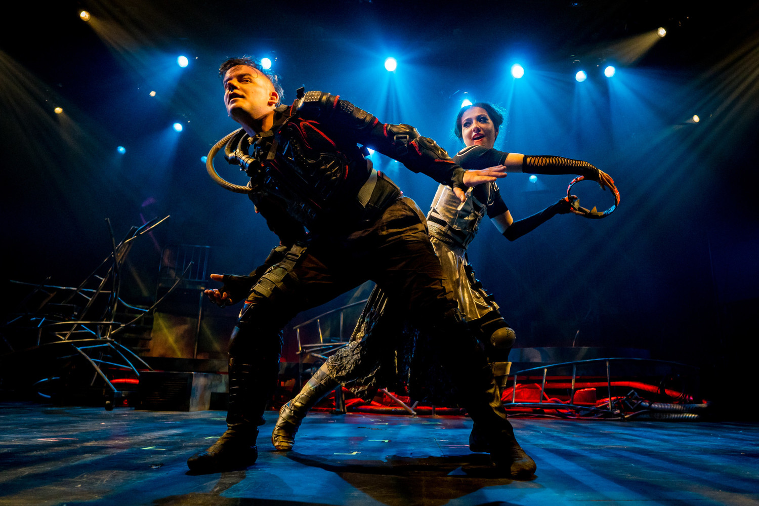 BWW Review: RICHARD III at Synetic Theater