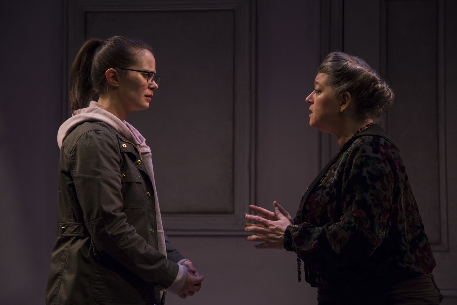 BWW Review: A Community's Accomplishment and the Homosexual Gaze: ALL SHE MUST POSSESS at REP Stage