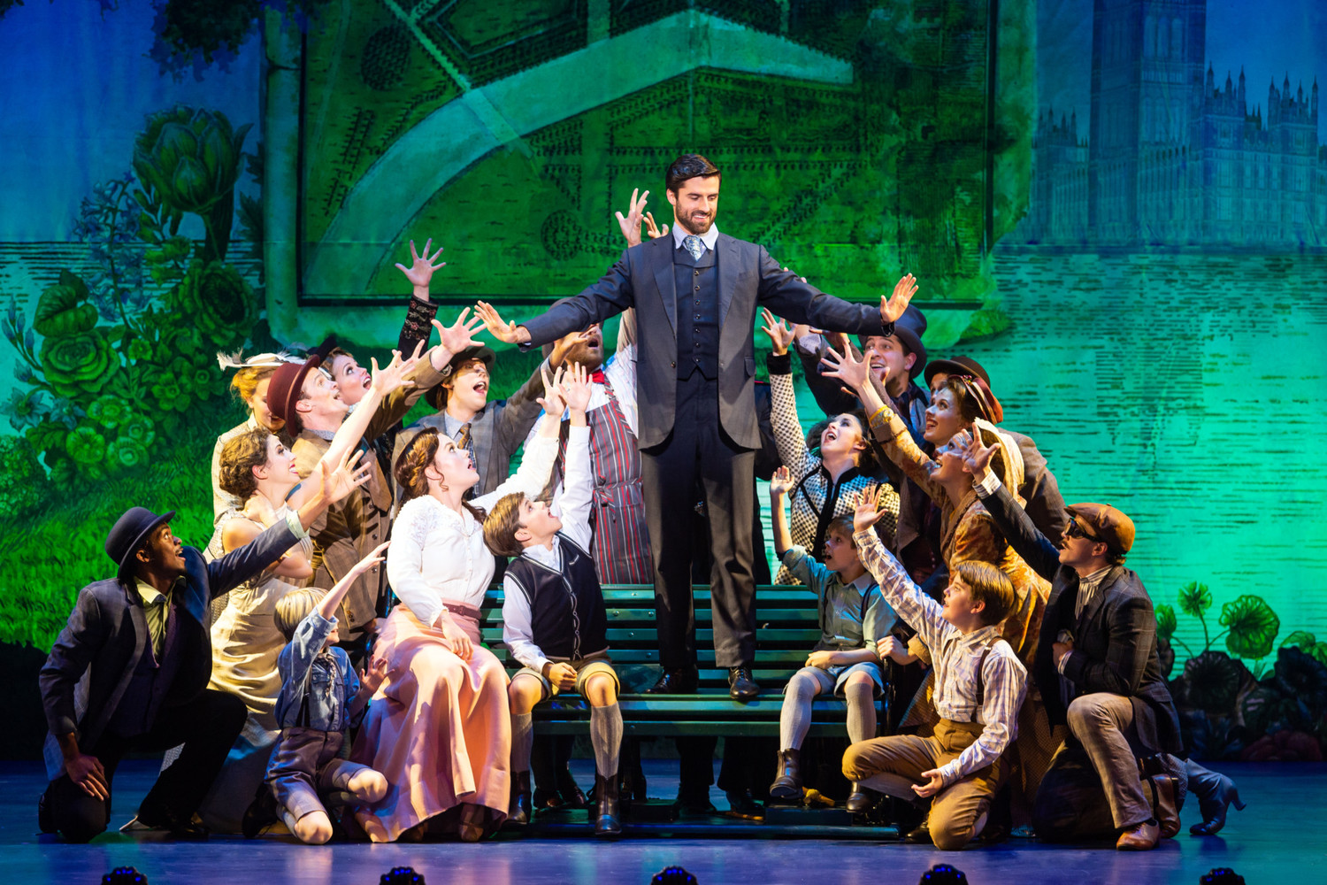 BWW Interview: Ethan Stokes of FINDING NEVERLAND at Overture Center