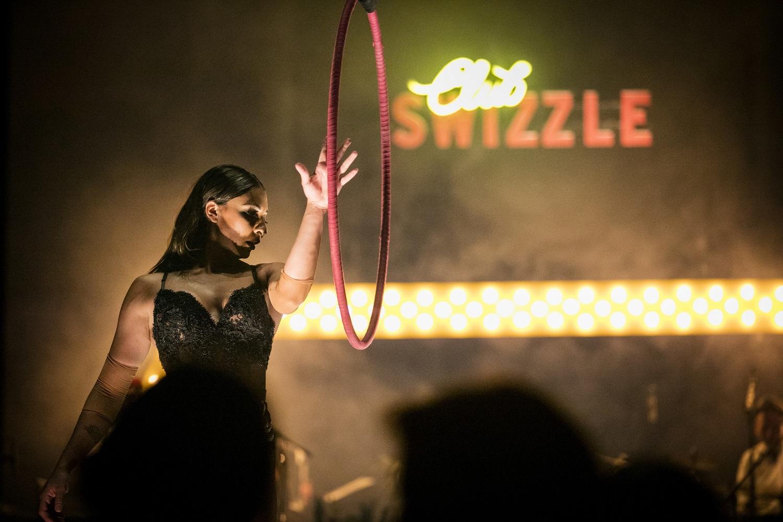 BWW Review: CLUB SWIZZLE, Roundhouse
