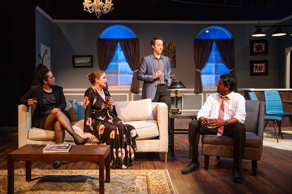 BWW Review: DISGRACED at Iowa Stage: Theatre at It's Best