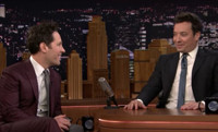 VIDEO: Watch Jimmy Fallon Give Paul Rudd The Shortest Interview Ever in Last Night's FALLON FIVE