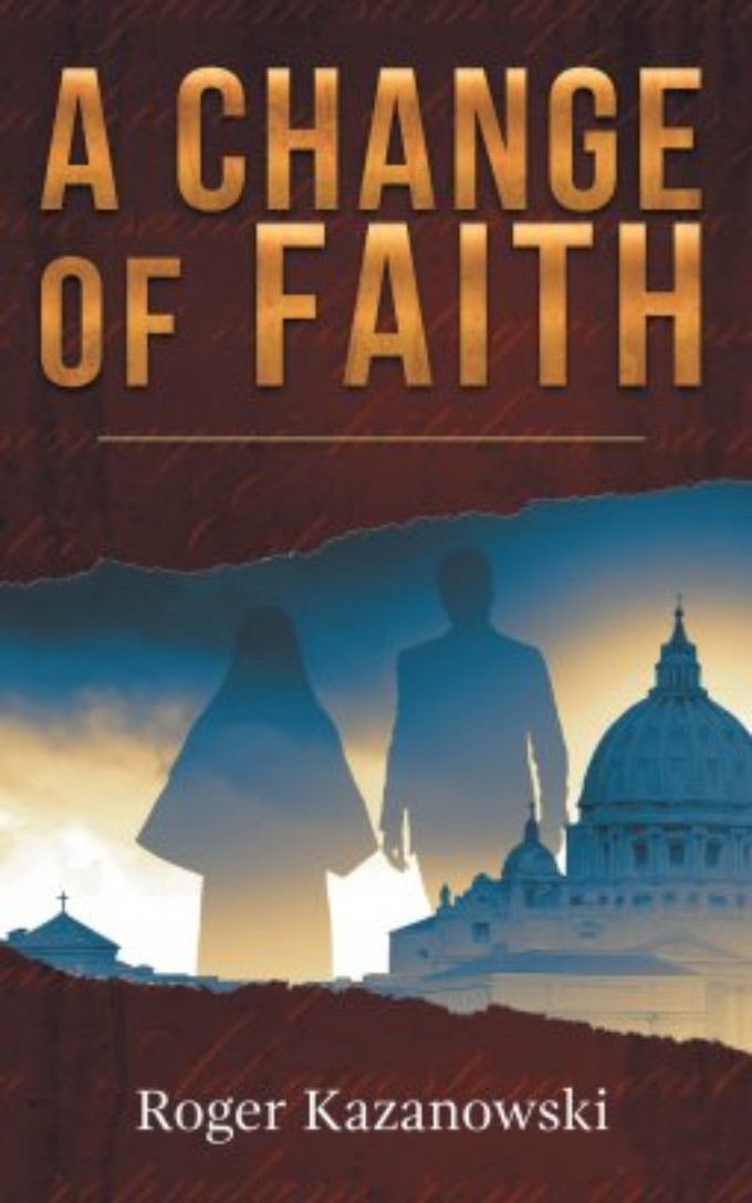 BWW Interview: Roger Kazanowski, author of the controversial thriller A CHANGE OF FAITH