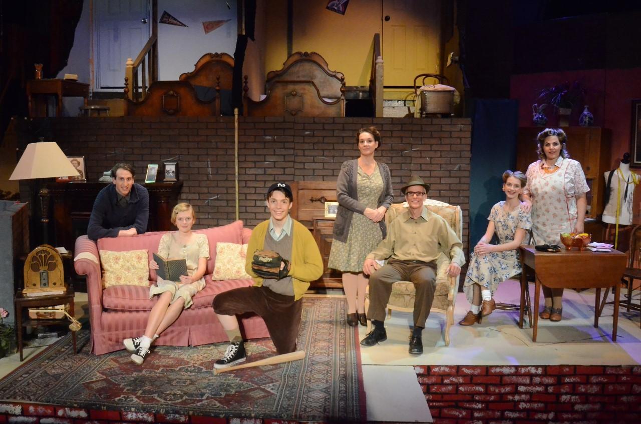 BWW Review: BRIGHTON BEACH MEMOIRS at Desert Theatreworks