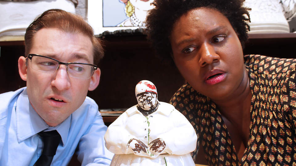 BWW Review: SHOPWORN at Capital Fringe Festival is a Real Diamond in the Rough