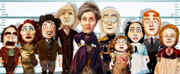 Agatha Christie Returns From The Dead To Perform A Puppet Show in WHO KILLED GERTRUDE CRUMP?