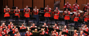 'The President's Own' U.S. Marine Band Performs at Alberta Bair Theater