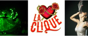 Heather Holliday, Scotty the Blue Bunny, and More at LA CLIQUE NOEL