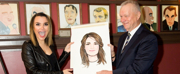 Photo Coverage: Samantha Barks is Honored With Portrait at Sardi\
