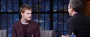 VIDEO: Lucas Hedges Talks to Seth Meyers About His Broadway Debut