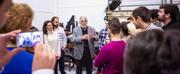 Pl��cido Domingo visita los ensayos de VLAD EL MUSICAL