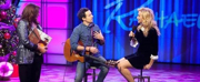 Jason Mraz and Betsy Wolfe Perform on RACHEL RAY