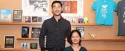 Photo Flash: THE CHINESE LADY's Daniel K. Isaac, Shannon Tyo, Lloyd Suh And Ralph Pena At MOCA