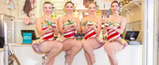 Photos: Rockettes Unveil Red Velvet Cupcake at Magnolia Bakery