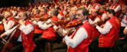 100 VIOLINS BUDAPEST SYMPHONY Comes To The House Of Music Tomorrow
