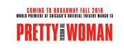 Want the Fairy Tale? Get Tickets to PRETTY WOMAN in Chicago & NYC This Friday