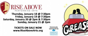 GREASE Opens This Week at Rise Above Performing Arts, Full Cast
