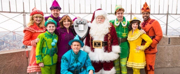 Photos: Cast of ELF THE MUSICAL Visits The Empire State Building