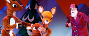 National Tour Of RUDOLPH THE RED-NOSED REINDEER Comes to Capitol Center For The Arts